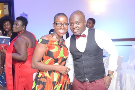 Ama Duncan Ghana HR Star Awards 1
