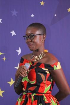 Ama Duncan Ghana HR Star Awards 4