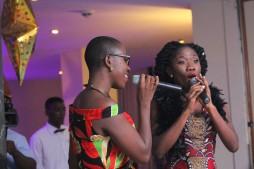 Ama Duncan Ghana HR Star Awards 6