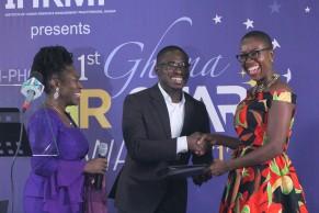 Ama Duncan Ghana HR Star Awards 8