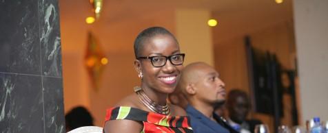 Ama Duncan Ghana HR Star Awards 9