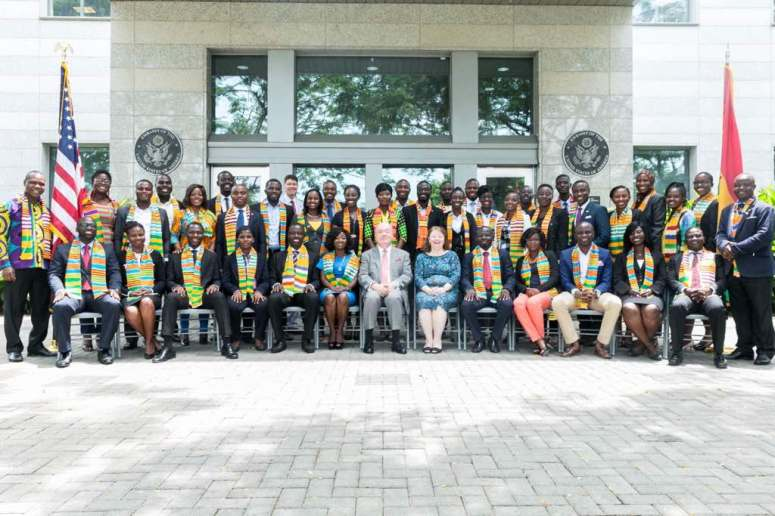 2017 MWF with Ambassador Jackson