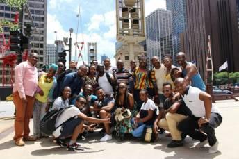 Northwestern MWFs in downtown Chicago
